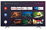 SHARP 4T-C65BL3KF2AB 65 Inch 4K UHD HDR Android Smart TV with Freeview HD, Google Assistant, Google Chromecast, 3 x HDMI, 2 x USB and Bluetooth