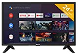 RCA RS24H1-UK Android TV (24 inch HD Smart TV with Google Assistant), Chromecast built-in, HDMI, USB, WiFi, Bluetooth
