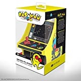 6' Collectible Retro Pac-Man Micro Player (Electronic Games)