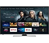 JVC Fire TV Edition 43'' Smart 4K Ultra HD HDR LED TV