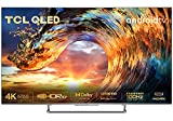TCL 55C729K QLED TV 55 Inch Smart TV, 4K UHD, HDR 10+, Dolby Vision Atmos, ONKYO Loudspeaker, Google Duo, Google Assistant and Alexa