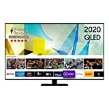 """Samsung 2020 65"""" Q80T QLED 4K HDR 1500 Smart TV with Tizen OS"""