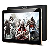 10.1'' Inch Google android Tablet PC,PADGENE Android 8.1 Phablet Tablet Quad Core Pad with 2GB RAM 32GB ROM, Dual Camera, 5G WiFi, Bluetooth, GPS,1280x800 HD IPS screen, Google play