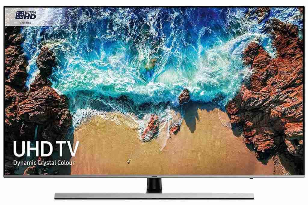Samsung UE55NU8000 - Best Gaming TV