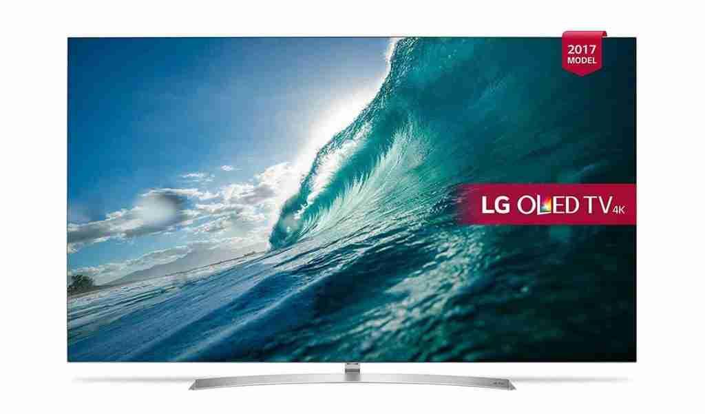 LG OLED55B7V - Gaming TV