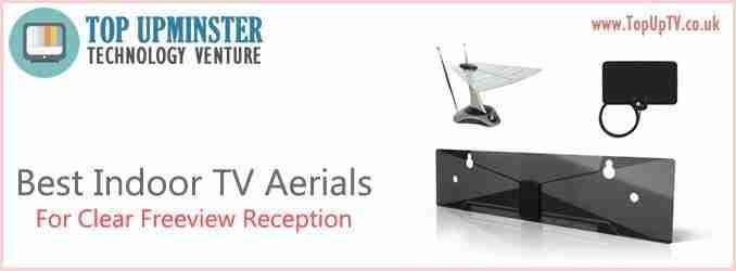 Best Indoor TV Aerial for Freeview – Digital TV Aerial