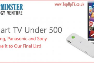 best smart TV under 500