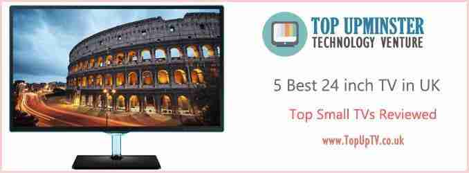 Best 24 Inch TV 2019 – Our Top 5 Picks in UK