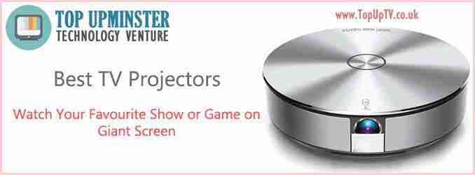 Best TV Projectors of 2019 – Watch TV on a Giant Screen!