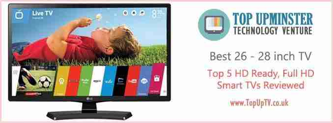 Best 26 28 inch TV Top 5 TVs in 2016