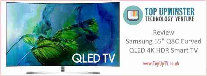 Review – Samsung QE55Q8C 55″ Ultra HD 4K QLED