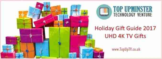 Holiday Gift Guide 2019: UHD 4K TV Gifts