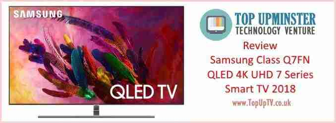 Review – Samsung Q7FN QLED 4K TV (2019)