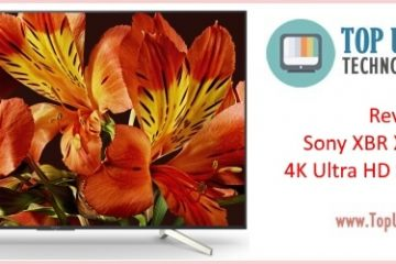 Sony XBR X850F XF85 topuptv uk