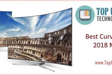 Best Curved 4K TV 2018 Ultra HD certified HDR10 Smart 4K