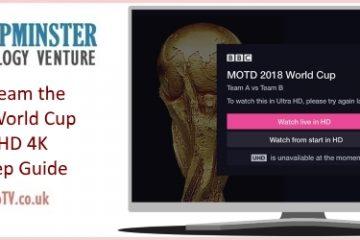 2018 fifa world cup bbc iplayer 4k ultra hd tv watch stream