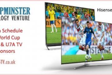 Hisense Official 4K TV Sponsor 2018 FIFA World Cup Last Top 16 Teams Schedule Match Channel