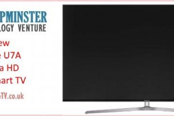 Hisense U7A 4K Ultra HD ULED Smart TV Amazon UK HDR Review