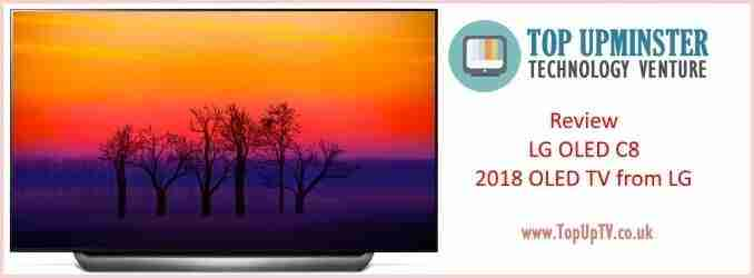 Review LG OLED C8 2018 4K Ultra HD HDR Premium TV Amazon Best Top Value 65 55 75 inch