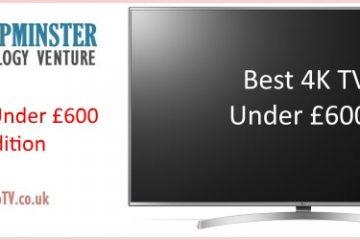 Best 4K Tv under 600