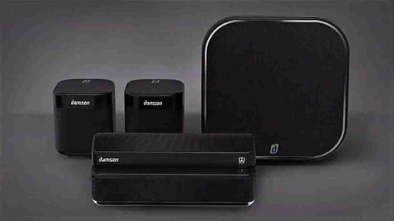 Damson S Series Home Theatre System with Dolby Atmos