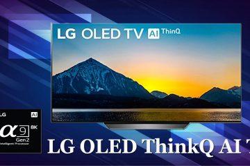 LG ThinkQ AI TV