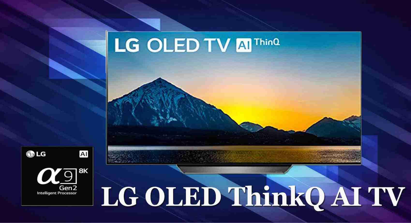LG Brings Giant 8K TVs in LG CES 2019