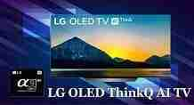 LG ThinkQ AI TV 218x218