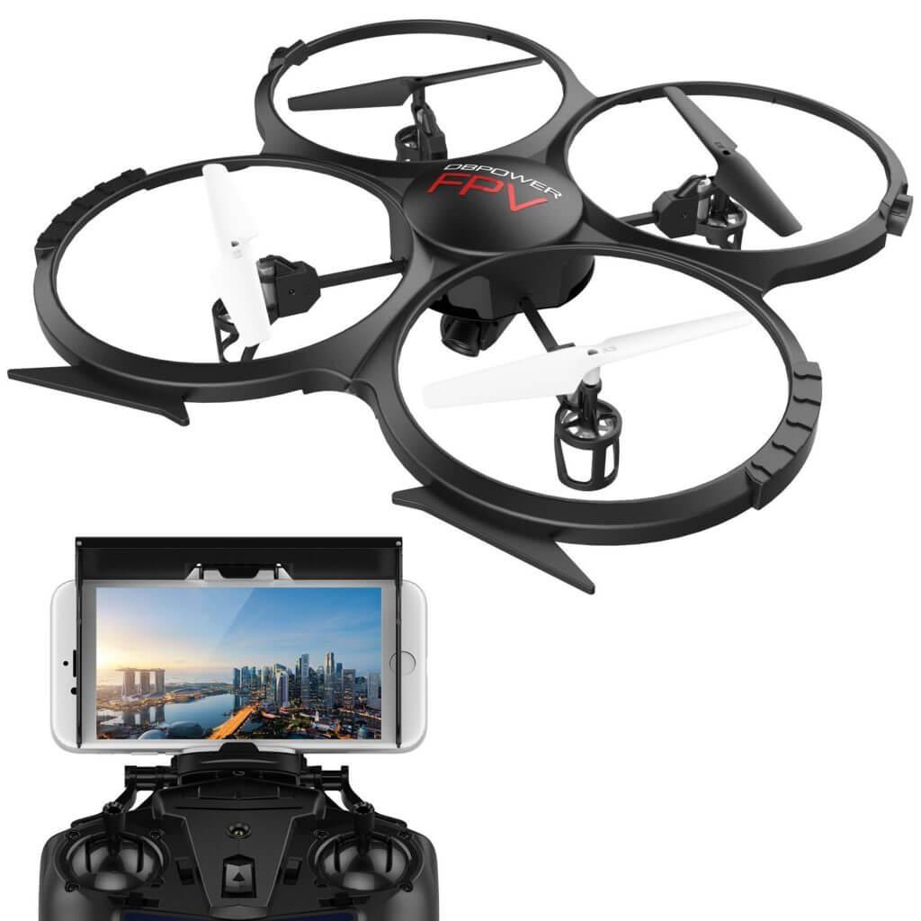 Camera-Drones-Under-£100