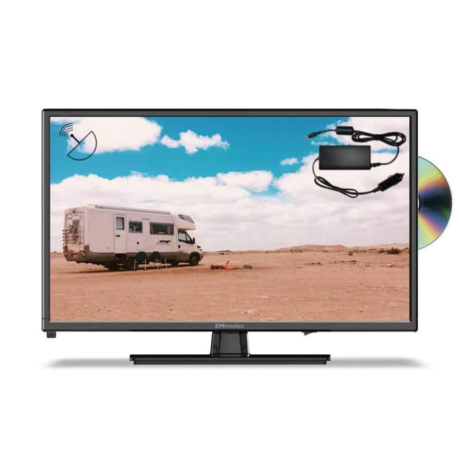 EMtronics 22 Best 22-inch Small TV