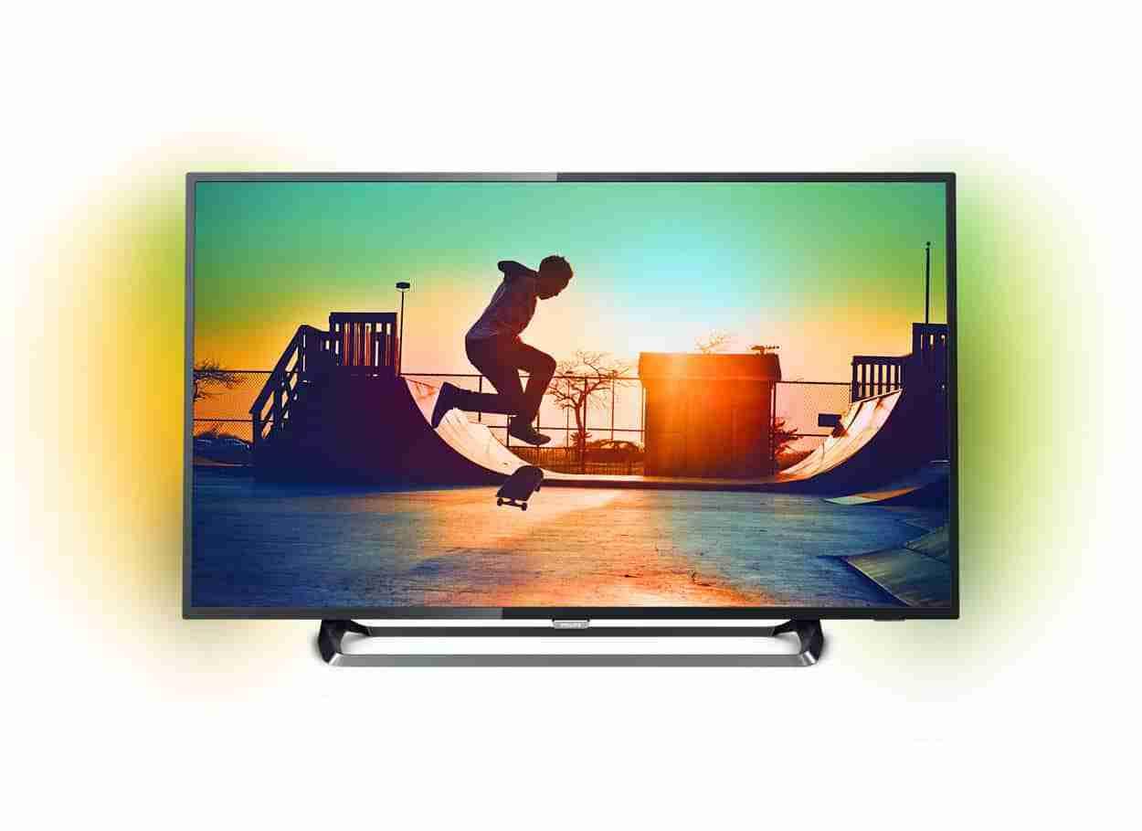 Philips 43PUS6262/05 43-Inch 4K UHD Smart TV