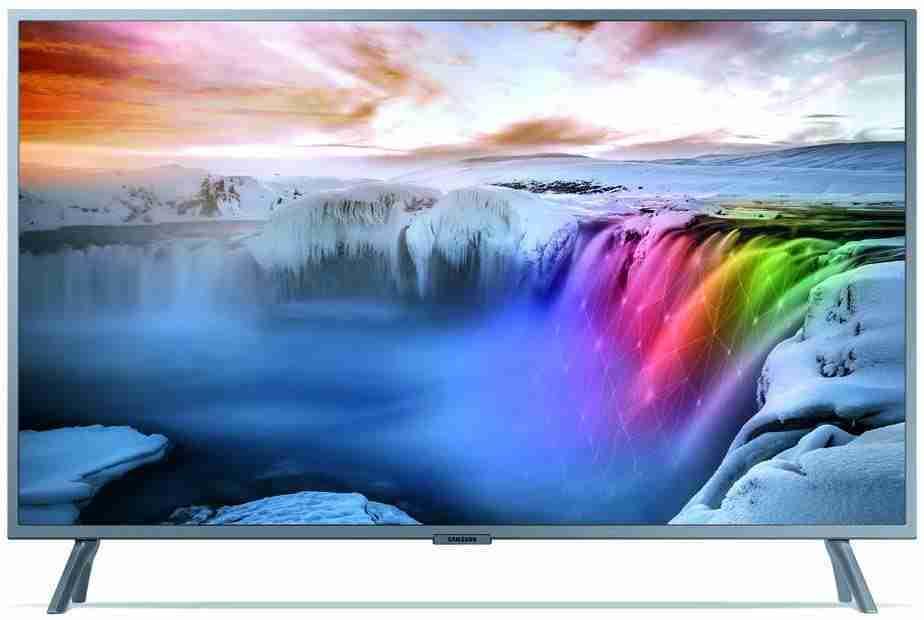 """Samsung GQ32Q50RGUXZG TV 81.3 cm (32"""") 4K Ultra HD Smart TV Wi-Fi Silver GQ32Q50RGUXZG, 81.3 cm (32""""), 3840 x 2160 pixels, QLED, Smart TV"""