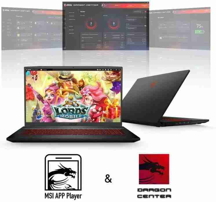 15.6 Inch Full HD Gaming Laptop, Intel Core i5-10300H, NVIDIA GeForce GTX 1650, 8 GB RAM, 256 GB NVMe SSD, Windows 10 Home