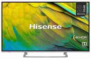 Hisense H43B7500UK
