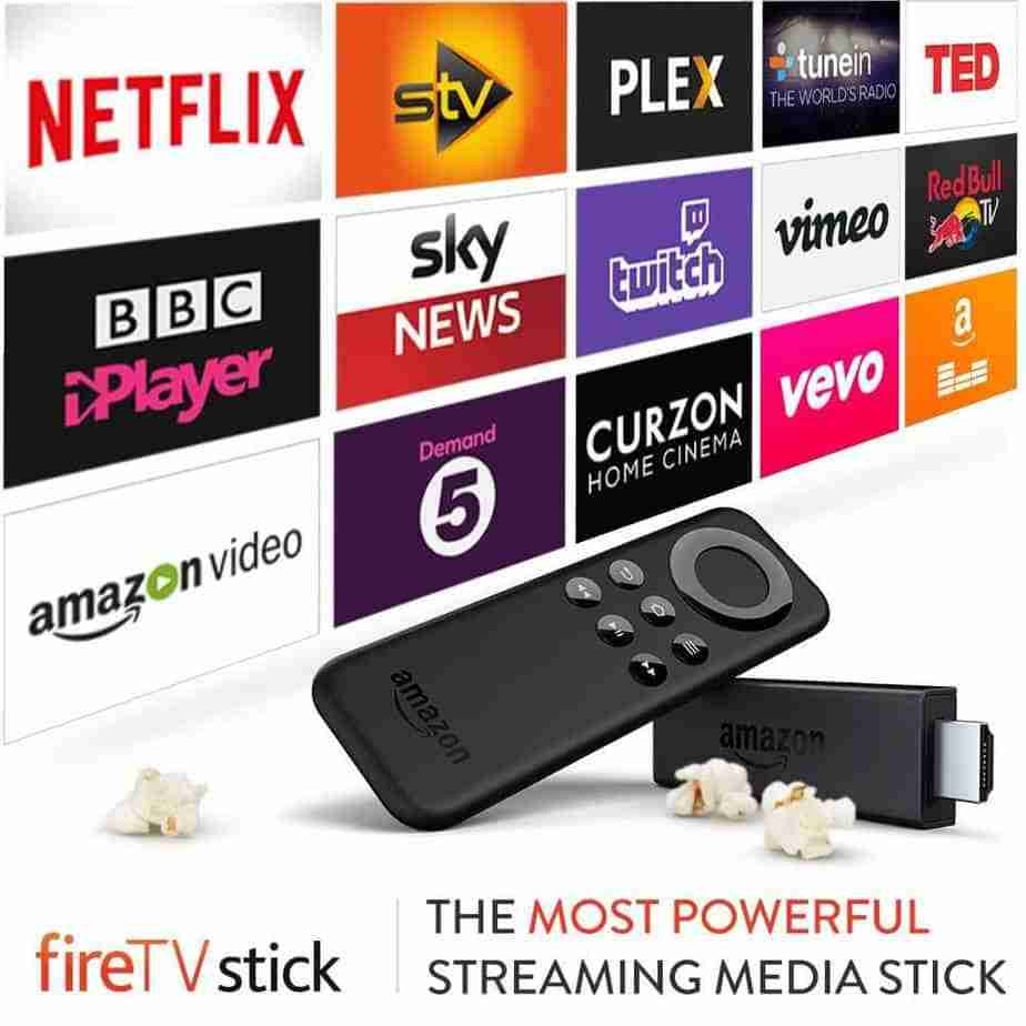 Amazon Fire Stick to Jazz Up Your Existing TV
