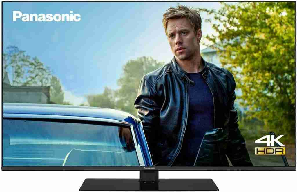 Panasonic TX-55HX700B 55 inch 4K HDR Android TV with Dolby Vision, Google Play and built-in Google Assistant , Black