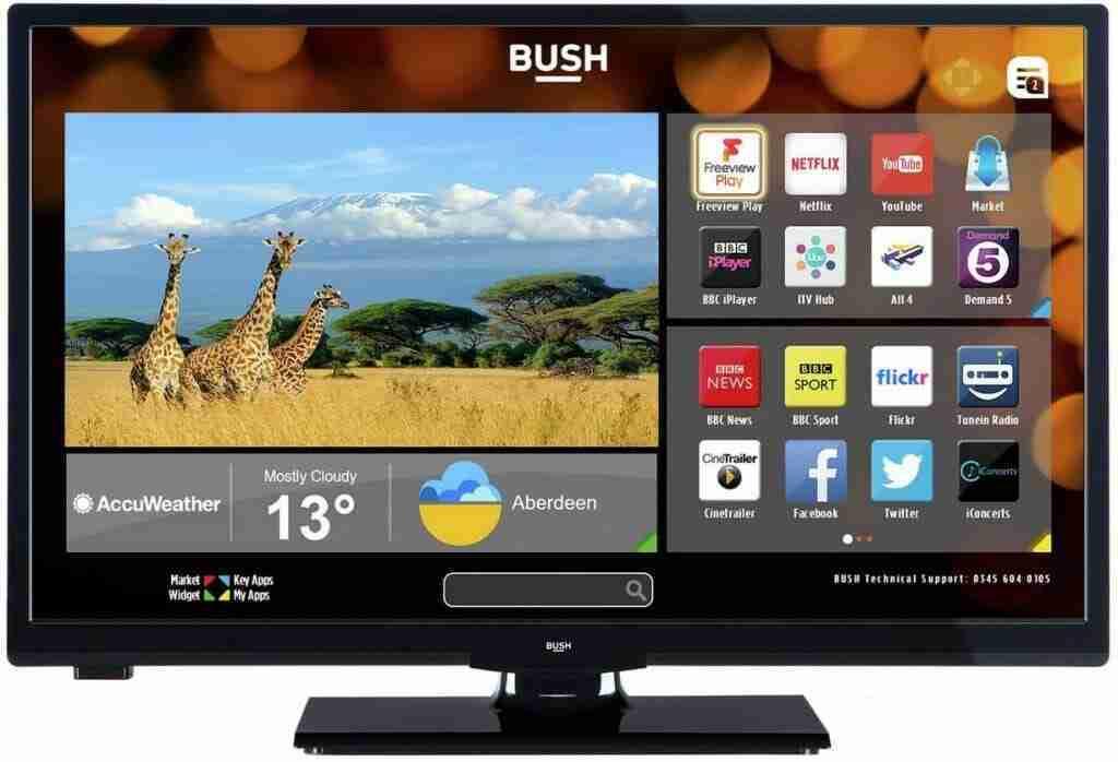 Best TV DVD Combi - 5 Top TVs with Built-in DVD Reviewed