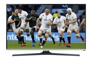 Samsung Best Selling TV With Built-In Blu Ray