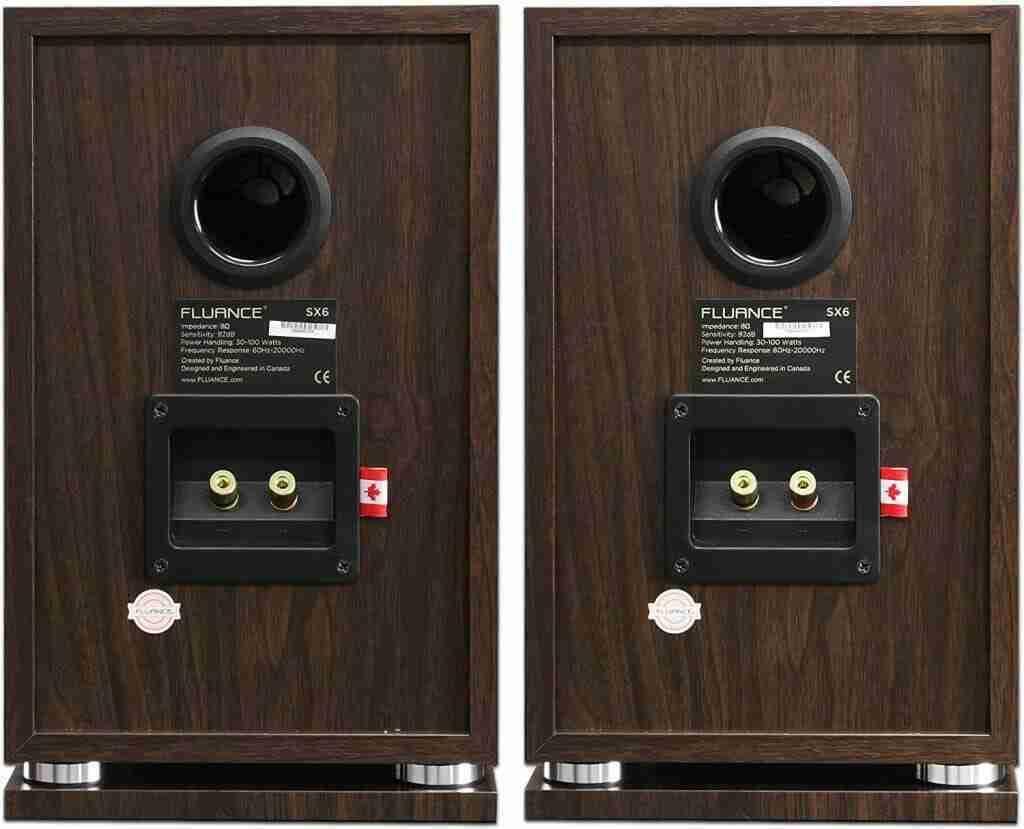 Fluance Elite Series Surround Sound Home Theater 7.0 Channel Speaker System