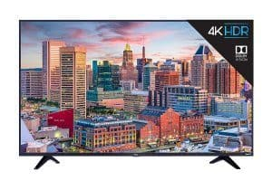 TCL 5 Series 4K Smart UHD Television With HDR Roku Television