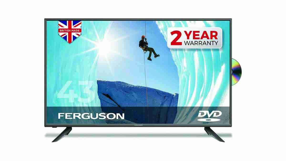 A Smart TV Made in UK