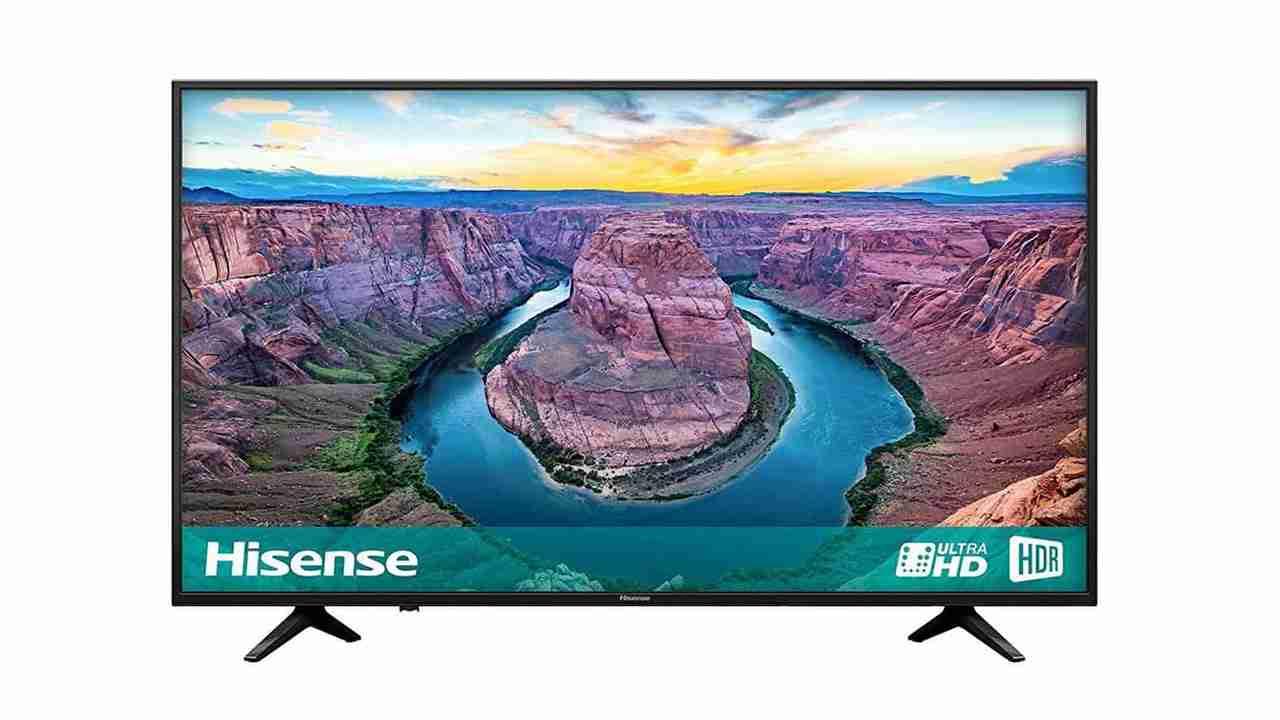 Cheapest 50-inch smart TV