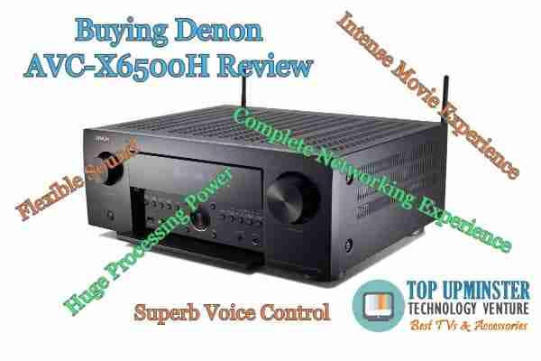 Buying Denon AVC-X6500H