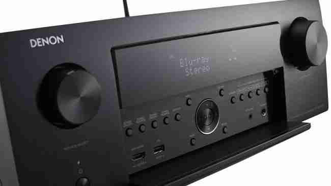 Denon AVC-X6500H Sound