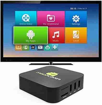 DroidPlayer Android TV Box