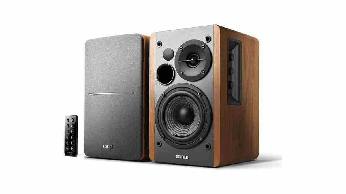 Edifier Wood Case Speaker