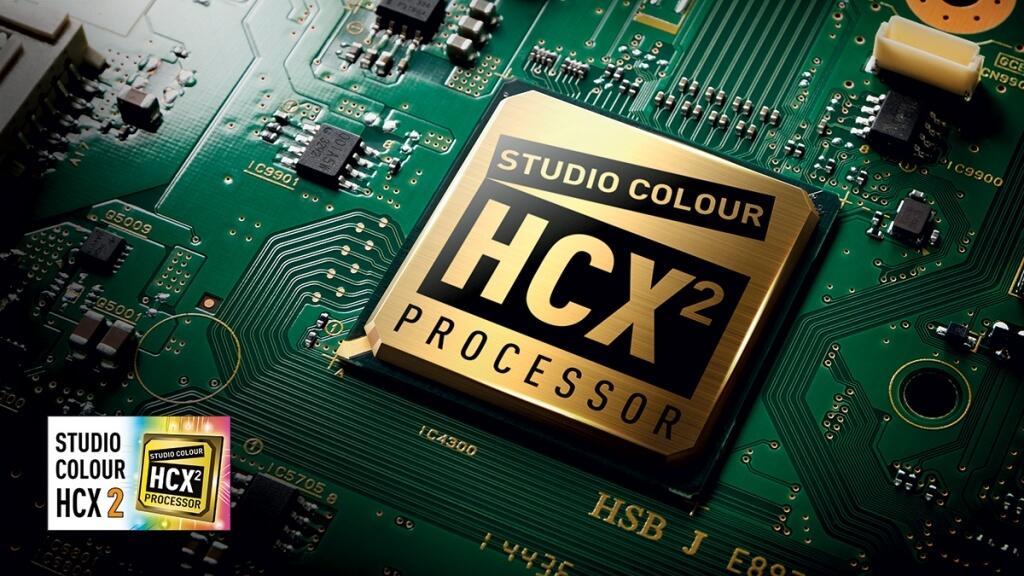 Panasonic HCX2 Processor