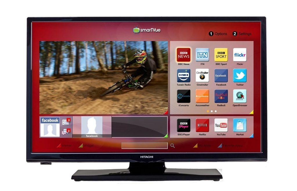 Hitachi 32HYJ46U 32 Inch Full HD 1080p Smart TV