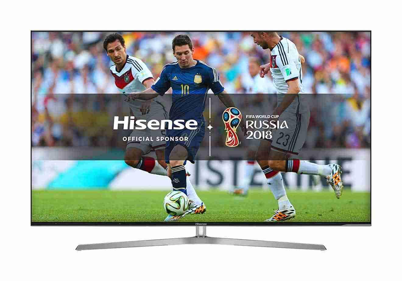 Hisense U7A 4K Ultra HD ULED Smart TV Amazon UK HDR 2018