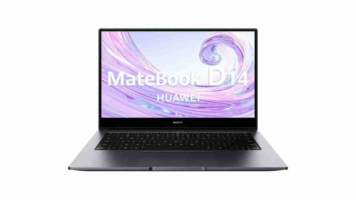 Huawei Matebook 14 inches